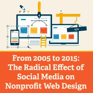 Web Design Nonprofit FB