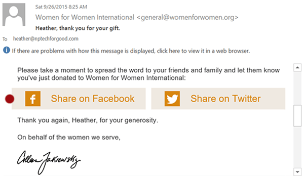 women for women email 3