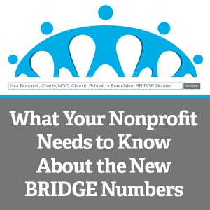 What Your Nonprofit Needs to Know About the New BRIDGE Numbers Facebook