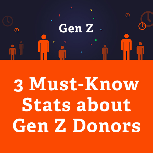 3 Must-Know Stats about Gen Z Donors