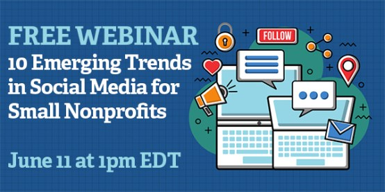 FREE WEBINAR] 10 Emerging Trends in Social Media for Small