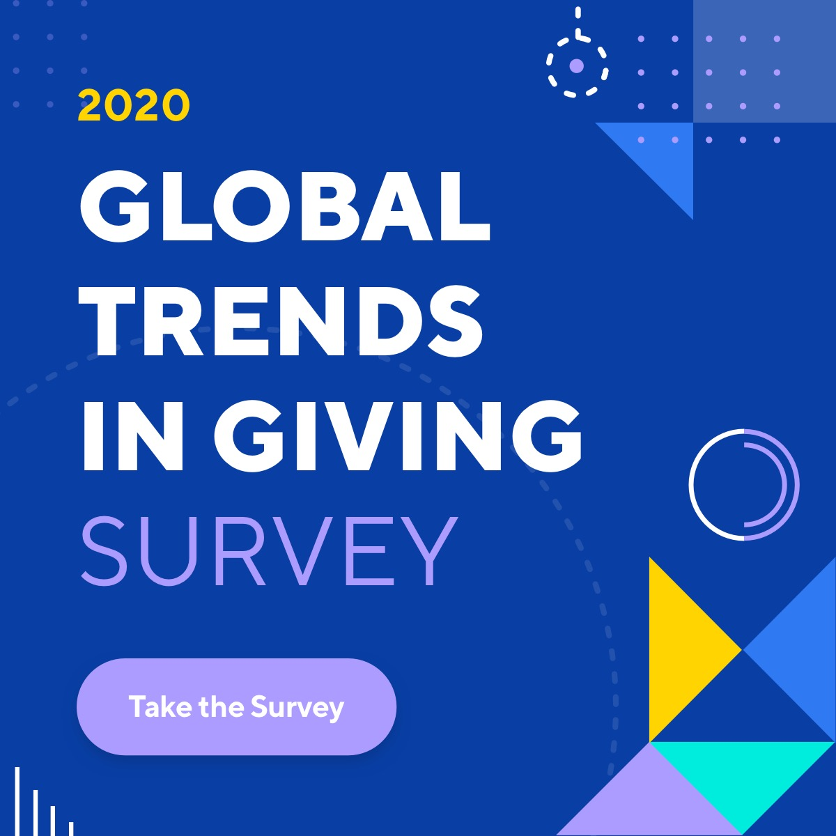 Quick Favor Please! Take the 2020 Global Trends in Giving Survey