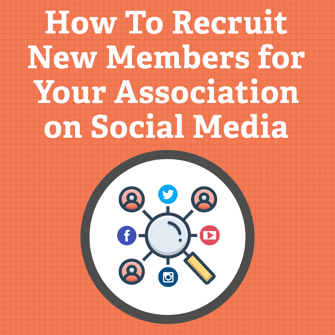How To Recruit New Members for Your Association on Social Media via @nonprofitorgs