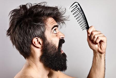 استخدام المواد الطبيعية في علاج تساقط الشعر و تغذيته