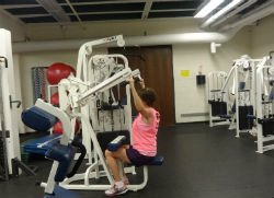 New Trier Student, Strength Training