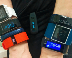 Fitness Trackers, Fitbits