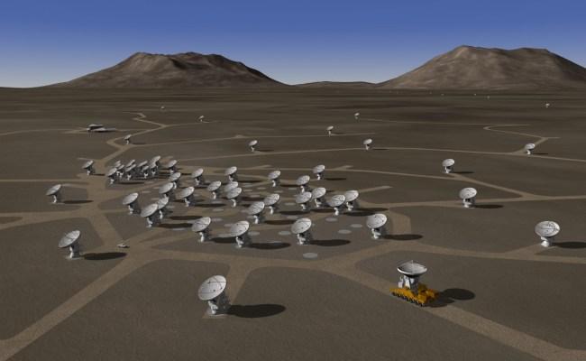 World Wide Effort Bringing Alma Telescope Into Reality