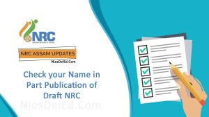 NRC Second Draft List