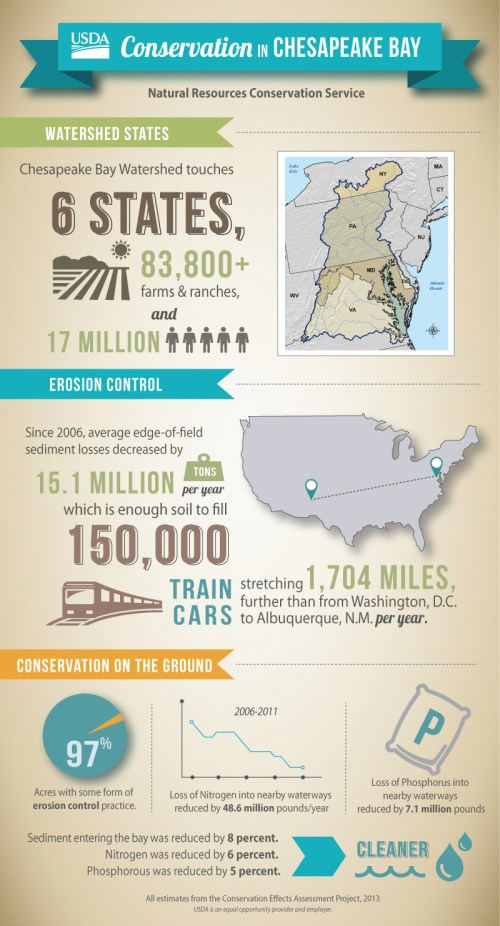 small resolution of chesapeake bay infographic