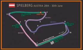 Gran Premio Austria @ Red Bull Ring | Spielberg | Steiermark | Austria