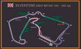 Gran Premio Gran Bretaña @ Circuito Silverstone | Silverstone | Inglaterra | Reino Unido