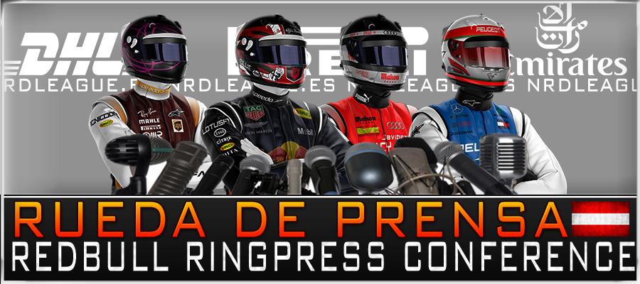 Rueda Prensa, GP Austria 2019