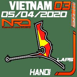 Gran Premio Vietnam, Hanoi