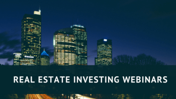 Real Estate Investing Webinars