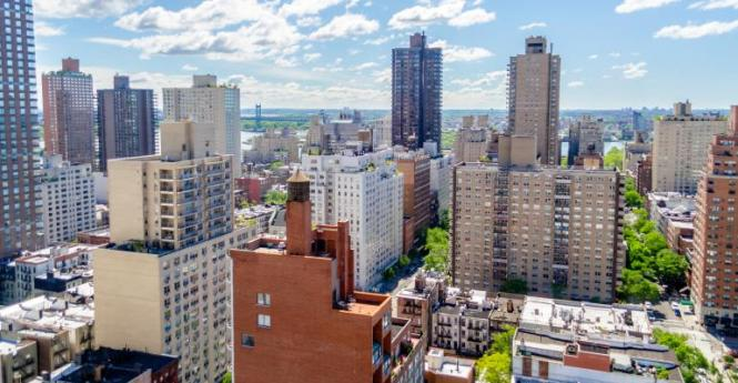 Cap Rates Being To Rise For Nyc Apartment Buildings