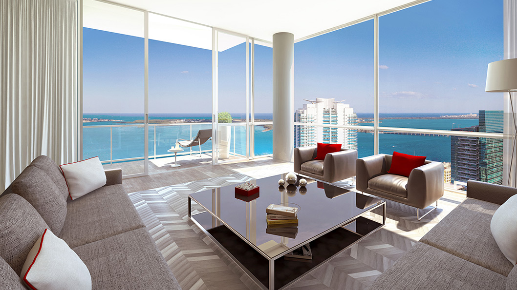 Miamis Condo Frenzy Ends with Inventory Piling Up in New