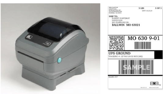 NRG Thermal Printer