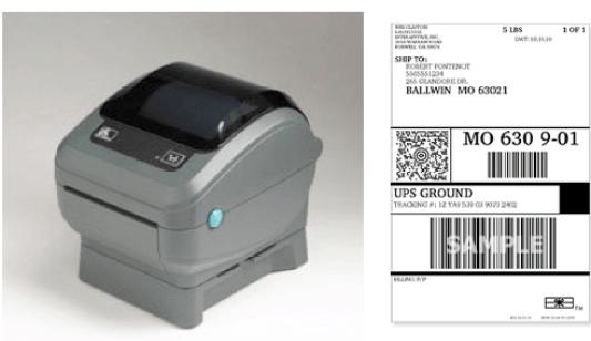 NRG Thermal Printer