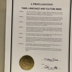 Chairman Meaning In Tamil Hot Pink Chair Covers History Made As Georgia Governor Proclaims A Week For