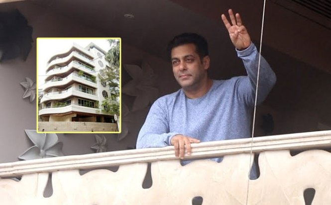 Salman Khan Never Moves Out Of His Flat