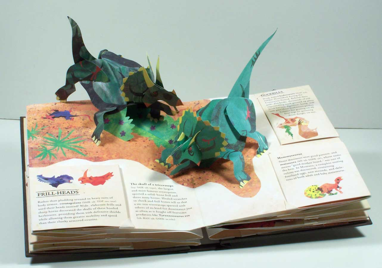 Pop Up! The Magical World Of Movable Books Norman