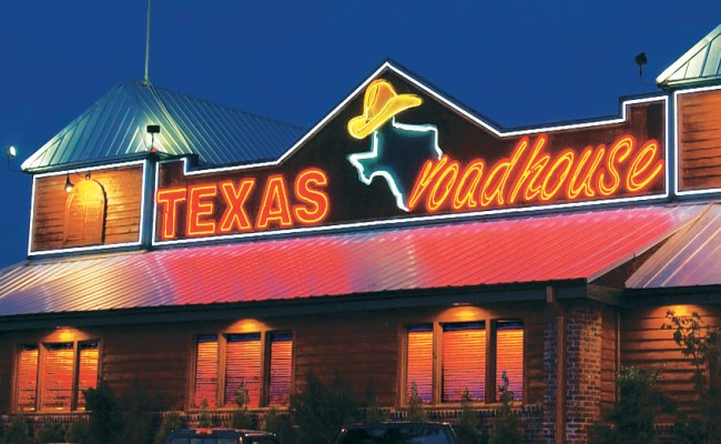 At Texas Roadhouse Delivery Is A No Go Nation S