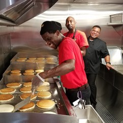 Kitchen Chief Design Rochester Ny Denny's Mobile Offers Pancakes To Hurricane ...