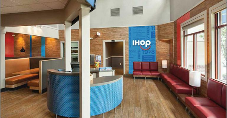 Familydining chain IHOP tests new restaurant prototype