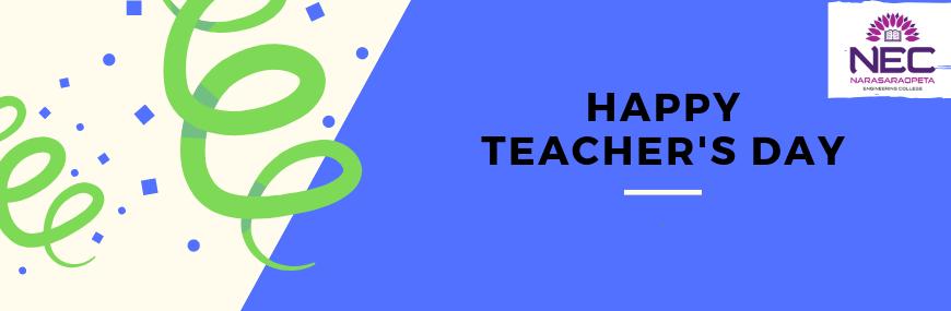 narasaraopeta-engineering-college:-teacher's-day-2019