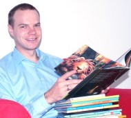 Claus Overbeck von LivingKidsBooks