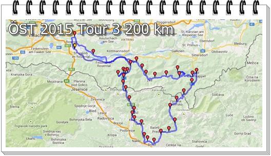 OEST Tour3 V1.0 200km