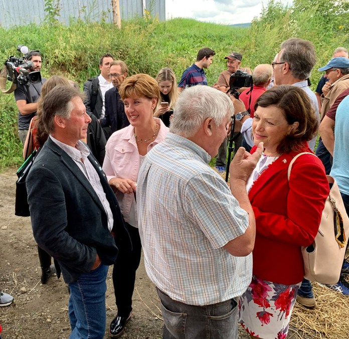 MP Lapointe supports $1.75 billion aid to dairy farmers