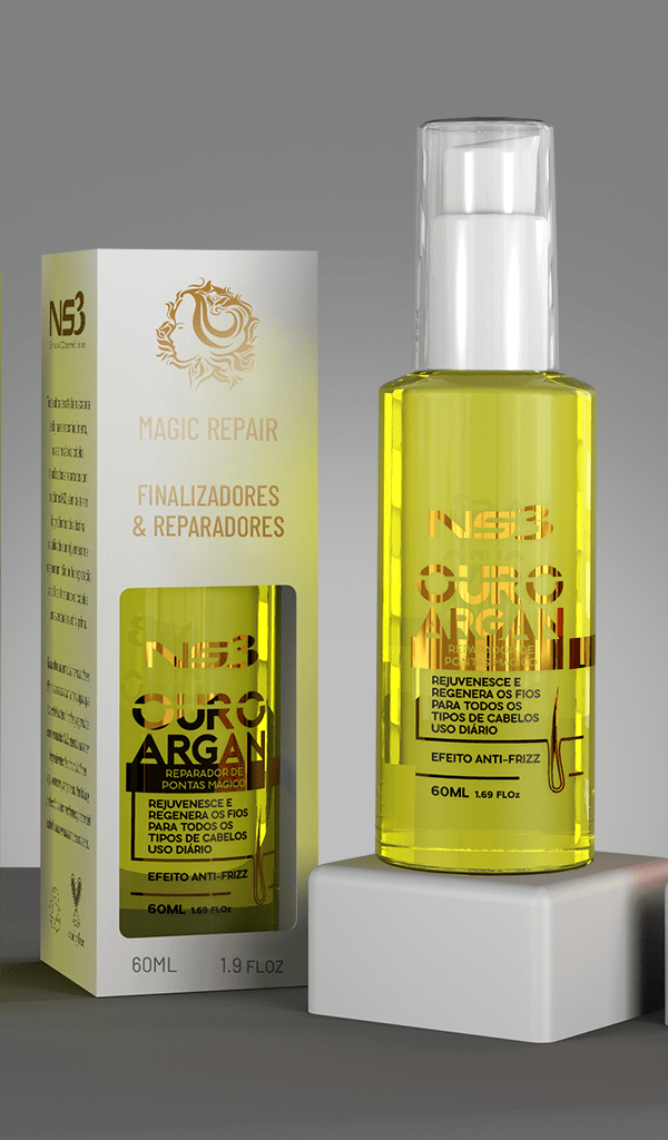 Ouro Argan Site - OURO ARGAN 60ML