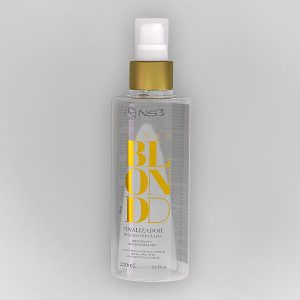 Fiber Blond Finalizador - FINALIZADOR BEAUTY WAVES FIBER BLOND 230ML