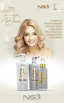 Banner Fiber Blond 100x150cm ES 220x355 - MATERIAL PUBLICITÁRIO