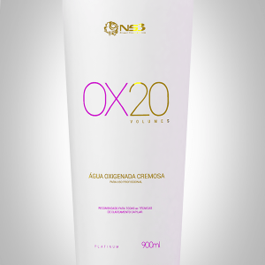 OX 20 Novo Site - OX. 40 VOLUMES 900ML