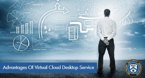 Advantages of Virtual Cloud Desktop Service