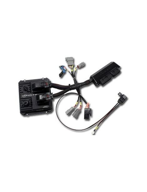 Calculateur AEM Plug & Play (PnP) Infinity 8 pour NISSAN