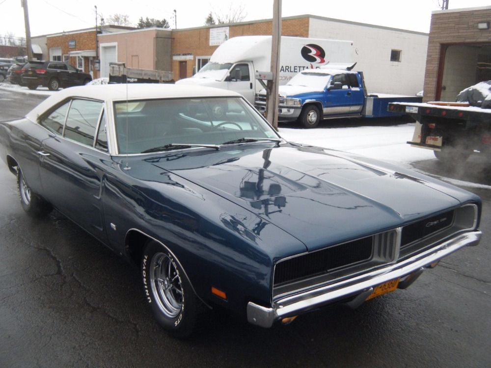 1969 dodge charger real