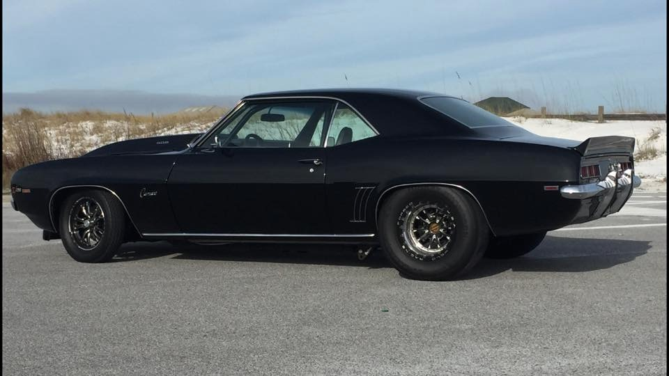 1969 chevrolet camaro twin