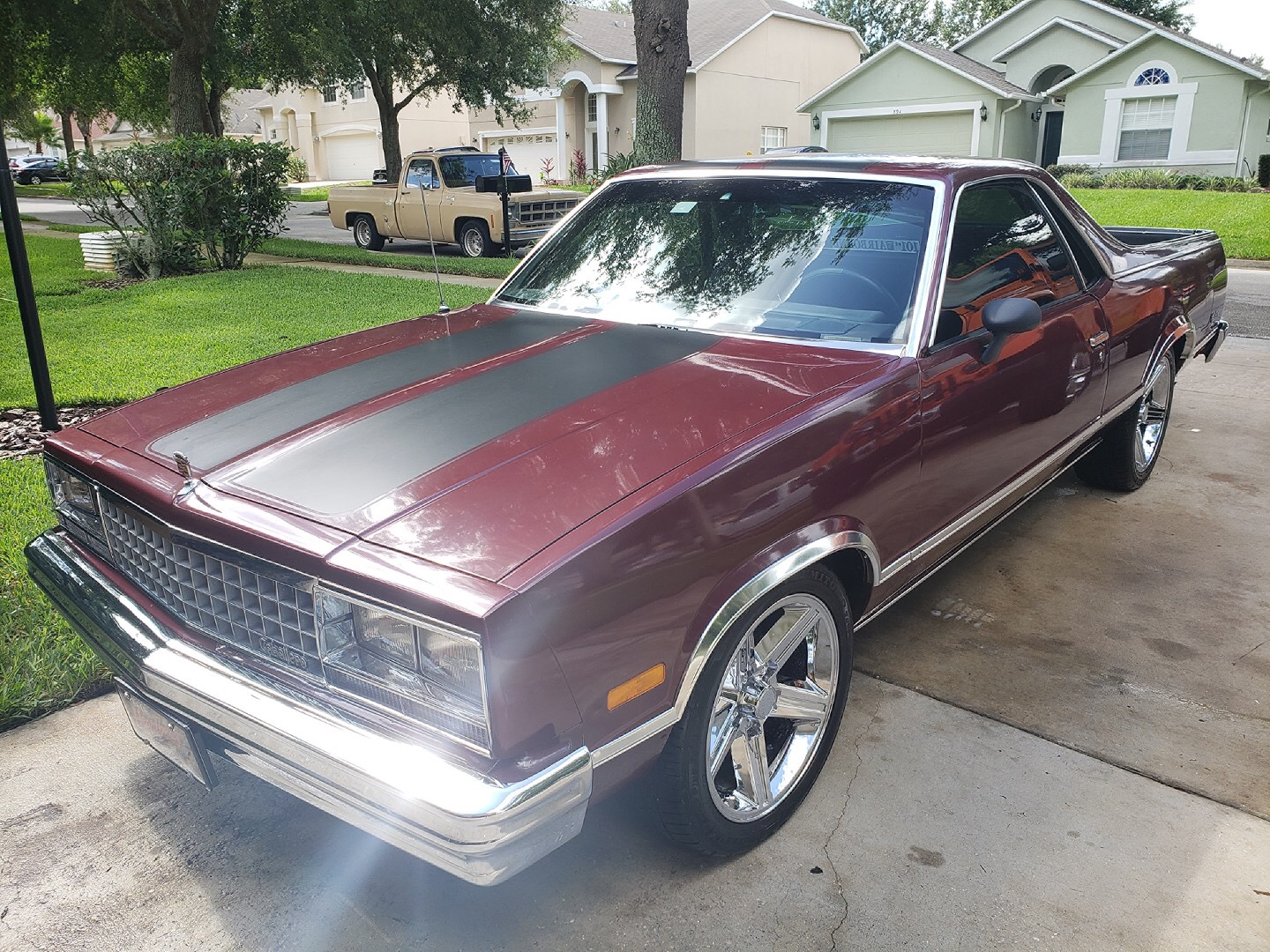 hight resolution of used 1984 gmc el camino mundelein il