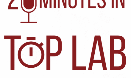 New Podcast! 20 Minutes in Top Lab with Tom and Becca Episode 1