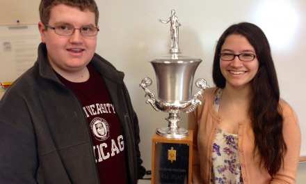 WDM Valley Closes Out Iowa Forensics League State Tournament