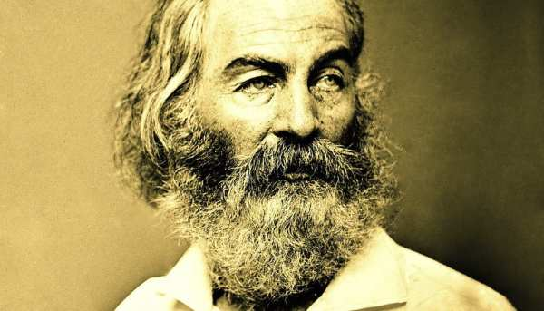 Walt Whitman is proud of you