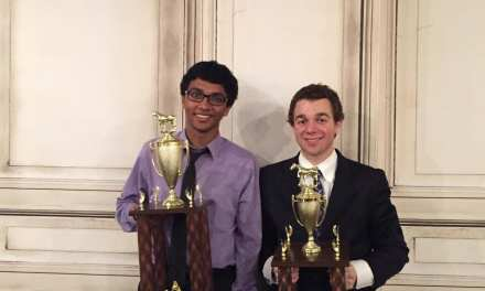 Pranav Reddy Takes the Tournament of Champions