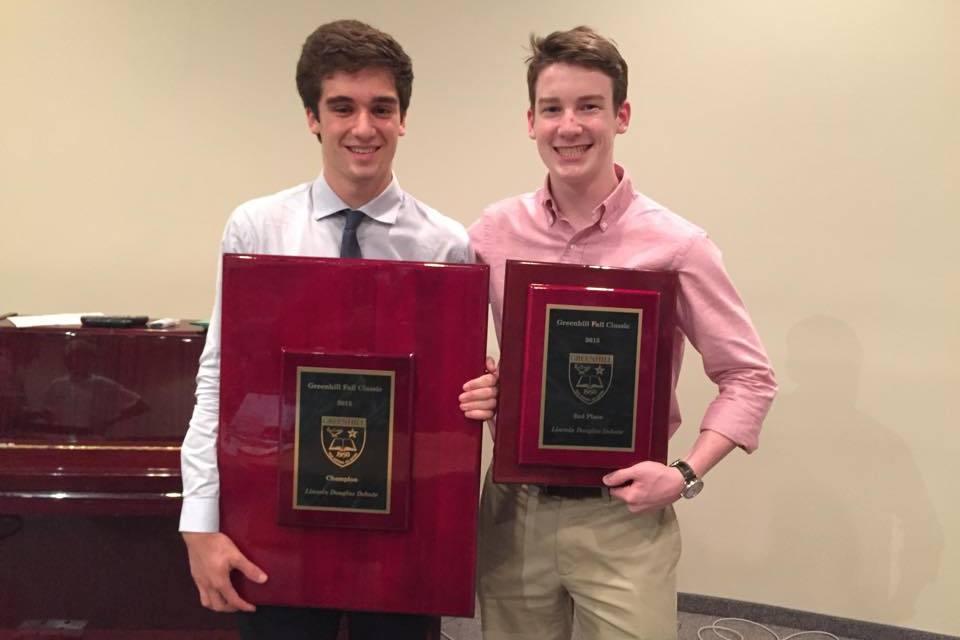 Harvard-Westlake's Cameron Cohen Wins Greenhill