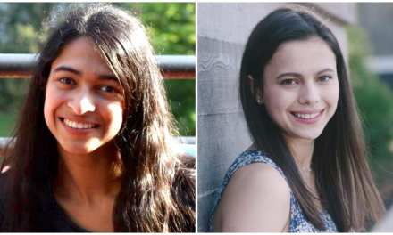 Tejal Patwardhan and Kayla Soren are Co-Champions of Laird Lewis XLIII