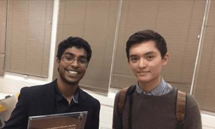 Srivatsav Pyda Wins the 2016 Voices Invitational