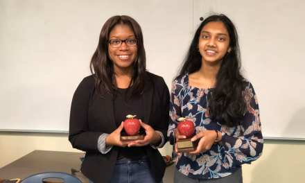 Greenhill's Shruthi Krishnan wins Apple Valley