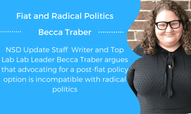 Fiat and Radical Politics by Becca Traber